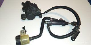 FZ6 S1 - Freno Trasero completo original