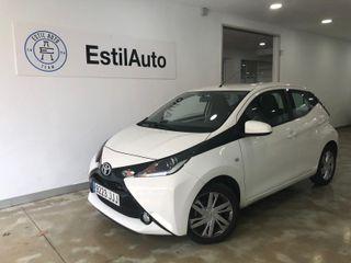 Toyota Aygo X-Cite 2015
