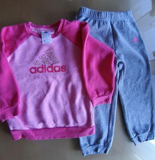 Chandal Niña Adidas 10€