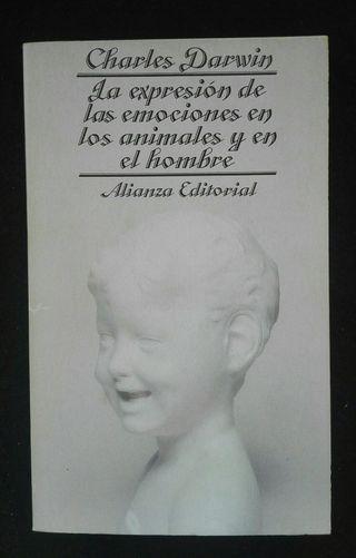 Libro Charles Darwin.