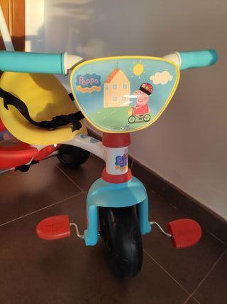 Triciclo Peppa Pig