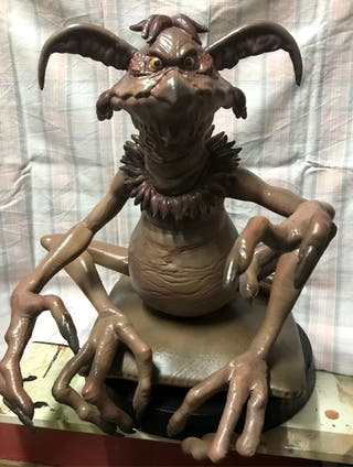 Star Wars Salacious Crumb 1:1 lifesize estatua