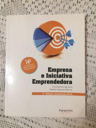 Libro de texto de Empresa