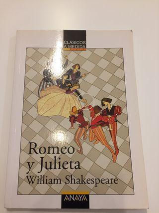 Libro : Romeo y julieta