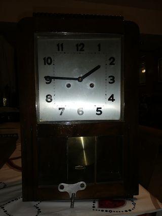 reloj pared antiguedad cuco