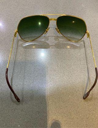 Gafas de sol Cartier vintage buen estado