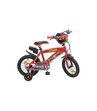 Bicicleta Cars 3.