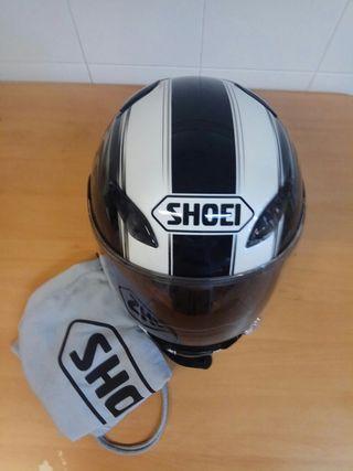 Casco moto Shoei XR-1100 y 2 pares de guantes