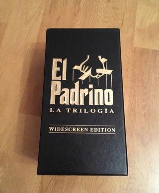 Trilogía: El Padrino. Coleccionistas.