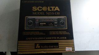 radios para coche antiguas