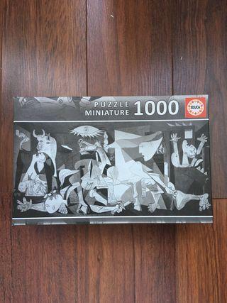 Puzzle Guernica, Pablo Picasso