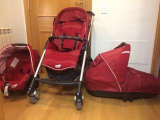 Carro-silla 3 en 1 Bebé Confort Trío Streety