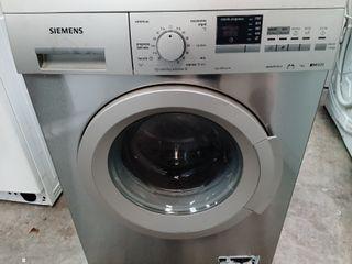 lavadora siemens 8 kilos 1200rpm bajo con sumo