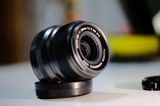 Fujifilm Fujinon 23mm f2 GE