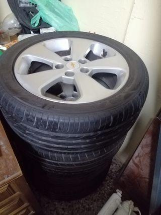 Llantas Chevrolet