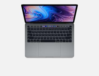"Macbook Pro Touchbar 13"" 16GB ram"