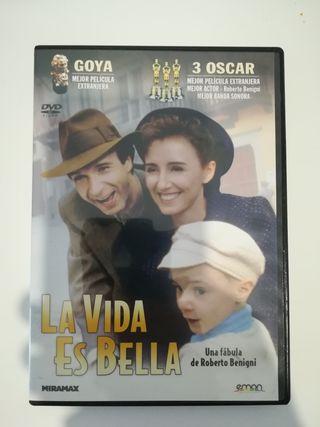 DVD LA VIDA ES BELLA