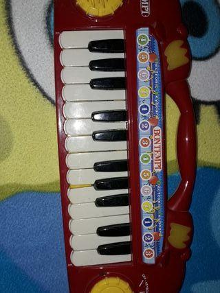 Teclado, piano