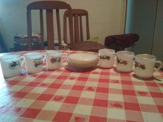 juego de café arcopal