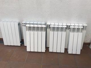 Radiadores de calefacción de agua