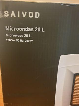 Microondas Saivod