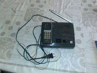 TLF002 Teléfono inalámbrico SANYO Vintage