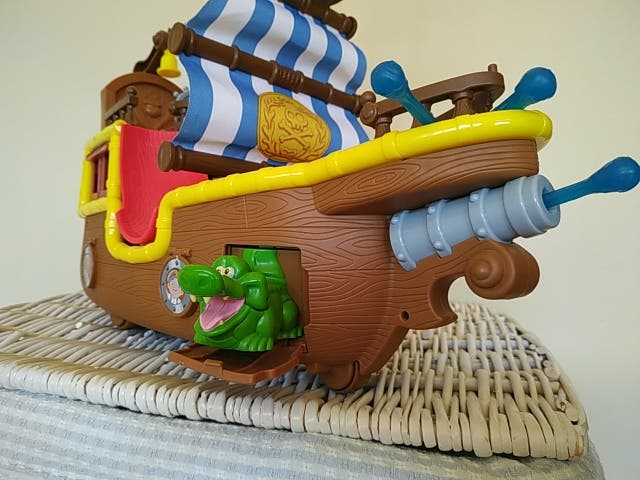 Barco de Jake