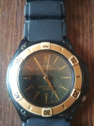 Reloj Casio Vintage MW-58.