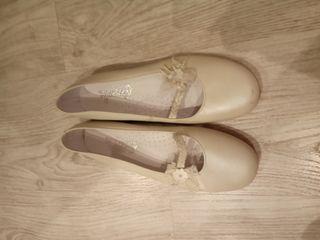 Zapatos de vestir de niña comunión