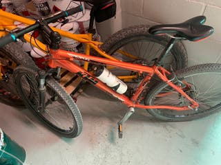 Bicicleta monster y bicicleta ktm