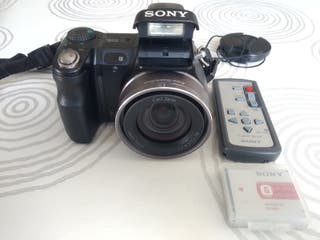 Cámara de fotos Sony. Digital.