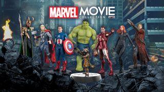 Figuras Marvel coleccionables