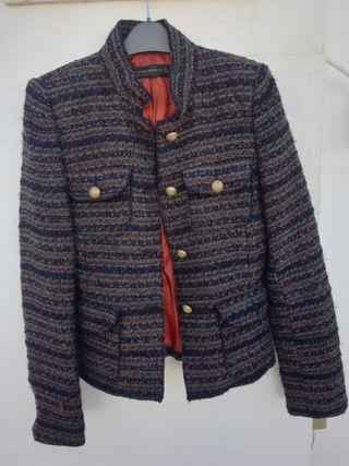 chaquetas zara alicante
