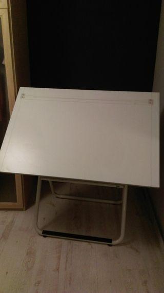 mesa de dibujo técnico con paralex.