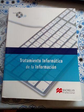 Libro: Tratamiento Informático de la Información