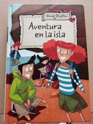 libro de lectura en castellano.