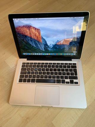 MacBook Pro 13 pulgadas disco ssd