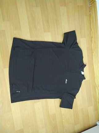3 Camisetas ciclismo talla XL decathlon manga cort