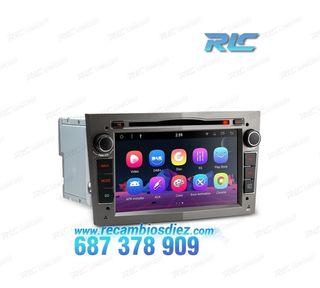 "RADIO GPS LCD TÁCTIL 7"" GRIS OPEL ASTRA H CORSA D"