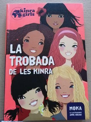 libro de lectura en catalán.