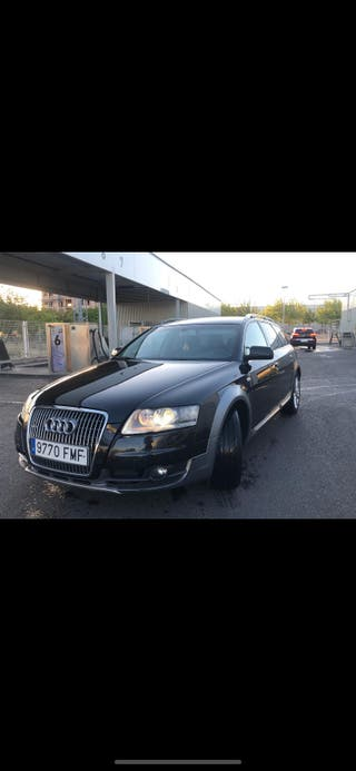 Audi A6 Allroad 2007