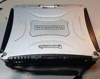 Ordenador Taller Blindado Panasonic CF19 MK3.