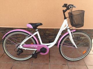Bicicleta 24 megamo