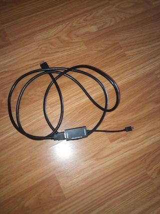 cable HDMI a micro usb