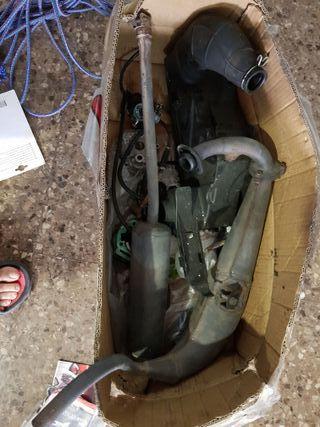 APRILIA RS50 KIT PARA ITV COMPLETO