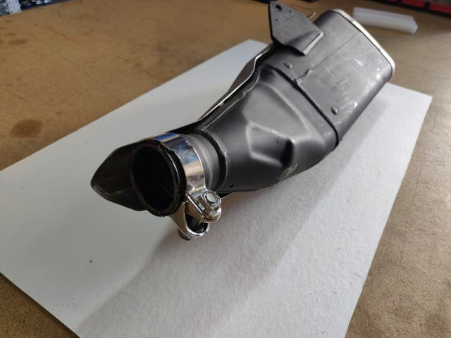 Escape silenciador Honda CB500 F o X