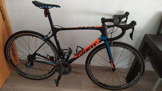 Bicicleta carretera Giant tcr advance 1 talla M/L