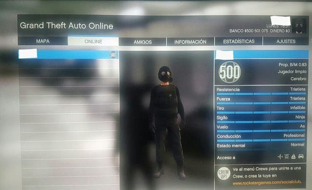 GTA 5 ONLINE CHEAP & NEW MODDED ACCOUNTS FOR PS3