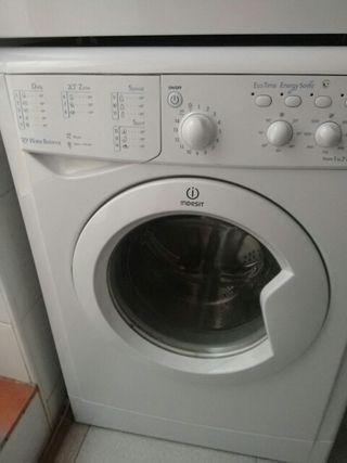 lavadora estropeada Indesit