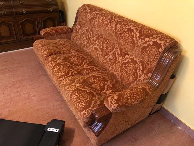 Set de tres sofás
